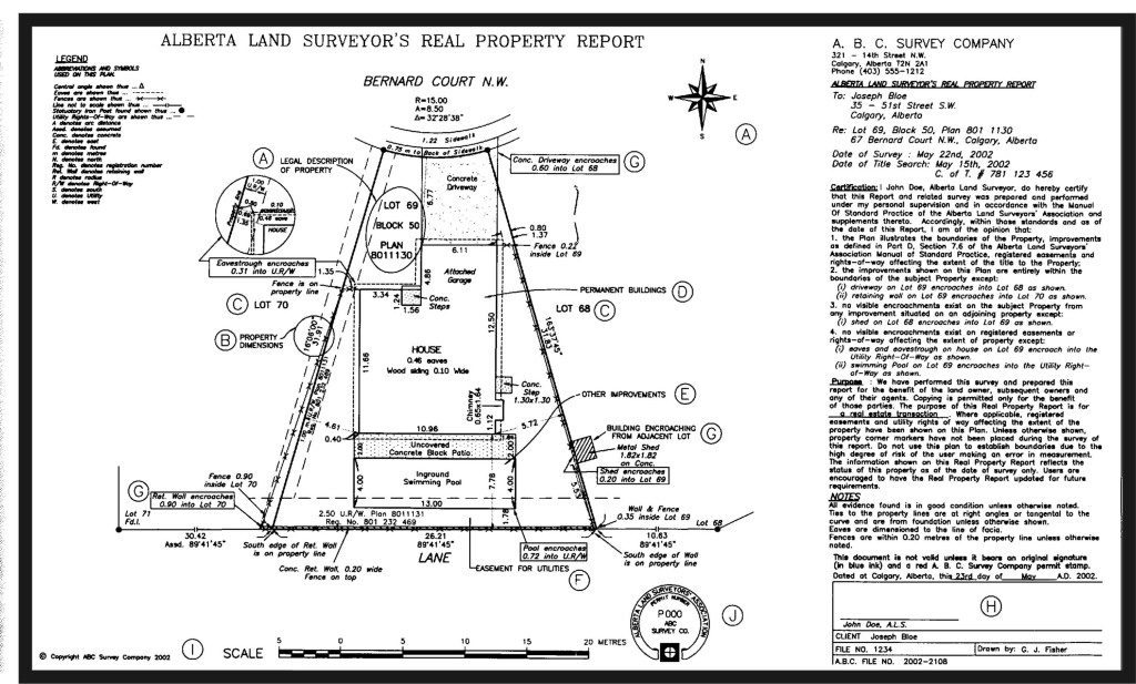 Search Land Property Alberta
