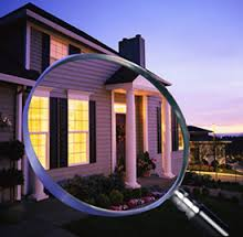 Home Inspection Magnifying Glass - House For Sale in Calgary