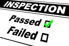 Home Inspection Pass or fail