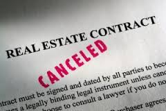 Purchase contract Canceled - House For Sale in Calgary