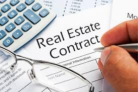 Real Estate Listings Contract